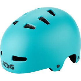 TSG Evolution Solid Color Kask rowerowy, satin cauma green